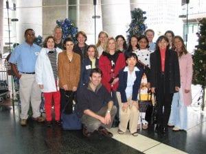 2004 Paul Hofman Fellows School Auckland